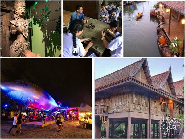 泰國文化體驗五日遊